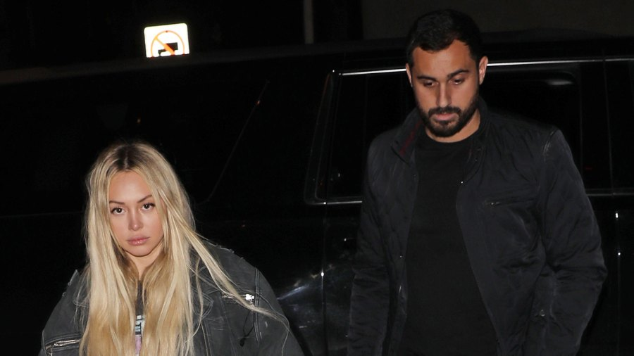 Corinne Olympios Opens Up About New Romance With Boyfriend Vincent Fratantoni