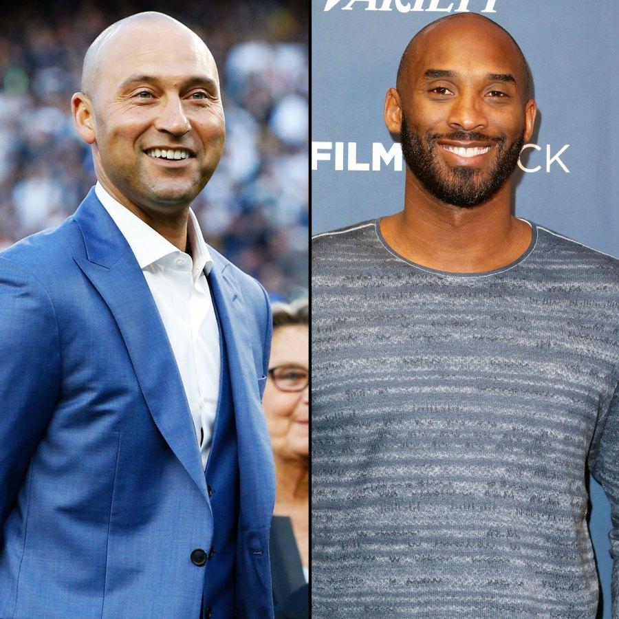 Derek Jeter Pens Hommage émotionnel à Kobe Bryant