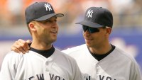 Alex Rodriguez Yankees Congratulate Derek Jeter on Hall of Fame Election