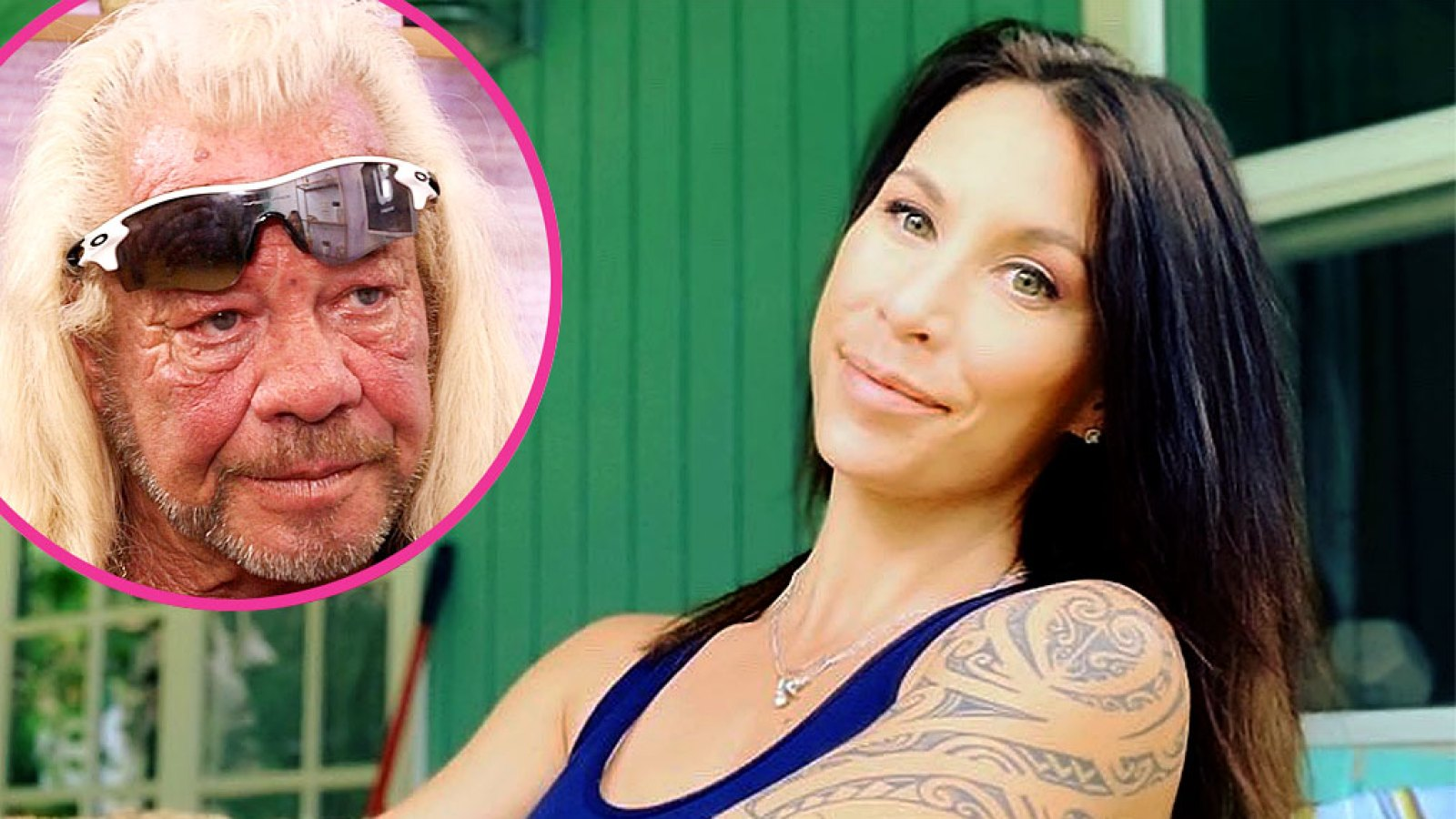Dog The Bounty Hunter S Daughter Arrested Over Family Argument