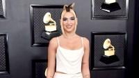 Dua Lipa best dressed Grammys 2020