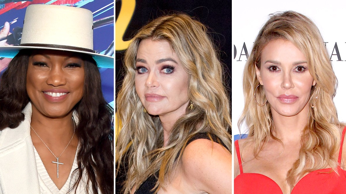 Garcelle Beauvais Reveals How Denise Richards Is Coping Amid Brandi Glanville Hookup Drama