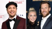 Gavin DeGraw, Brooks Laich, Julianne Hough Are Healthy and Fine