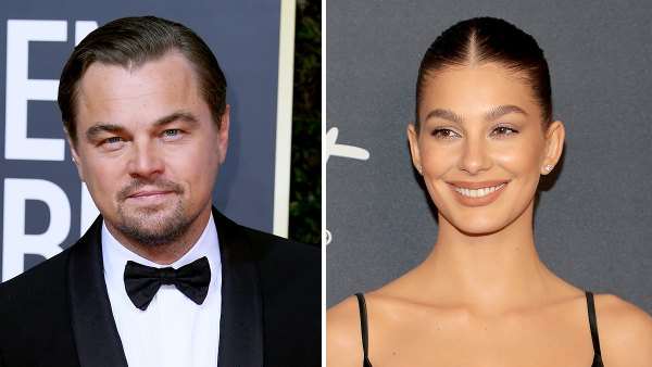 Golden Globes 2020- Leonardo DiCaprio Parties With GF Camila Morrone