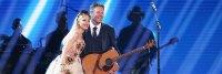 Gwen Stefani and Blake Shelton Performing Onstage at Grammys 2020