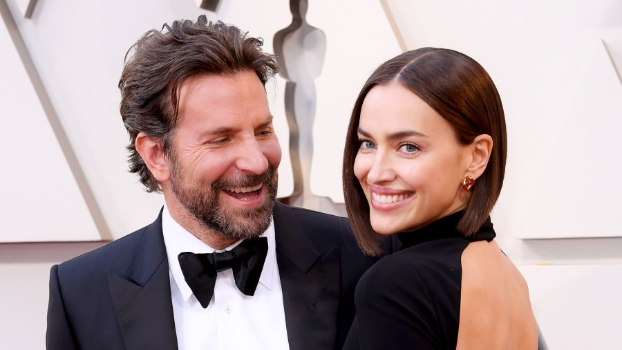 Irina Shayk Bradley Cooper lucky to have each other