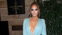 Jennifer Lopez LA Film Critics Awards Wearing Elie Saab