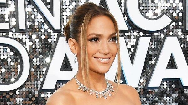 Jennifer Lopez SAG Awards 2020 Jewelry