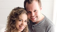 John-David-Duggar-and-Abbie-Duggar's-1st-Photos-at-Home-With-Daughter-Grace