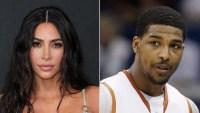 Kim Kardashian Denies She Booed Tristan Thompson at His Game