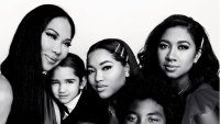 Kimora Lee Simmons Family Photo