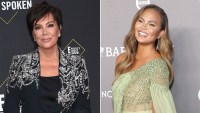 Kris Jenner's New Dog Came From Same Litter as Chrissy Teigen's New Pup