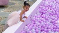 Inside Kylie Jenner's Stormi Collection Party