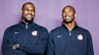 LeBron James and Kobe Bryant speaks out