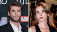 Liam Hemsworth Spotted Kissing Girlfriend Gabriella Brooks in Australia