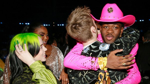 Lil Nas X Finneas O'Connell Lizzo and Billie Eilish Unseen Moments From the Grammys 2020