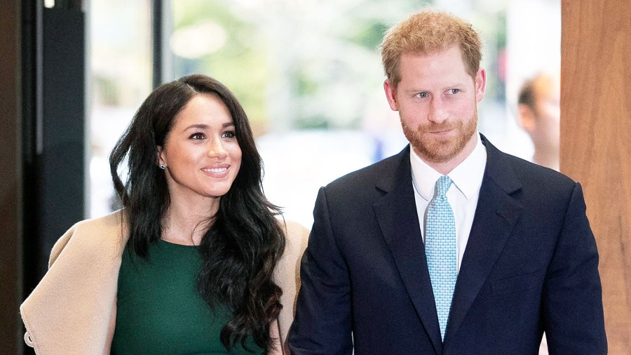 London's Madame Tussauds Pulls Harry and Meghan Wax Figures Away From Royals