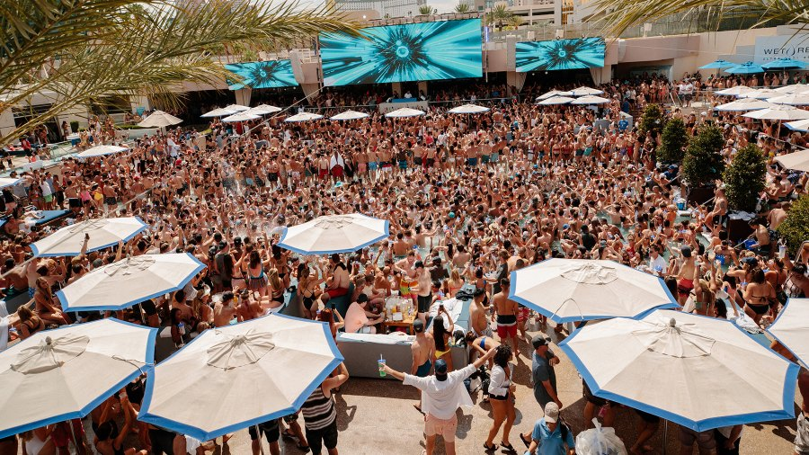MGM Grand's Wet Republic Ultra Pool to Get Multi-Million Dollar Makeover