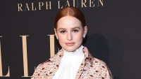 Madelaine Petsch arrives for the ELLE Women in Hollywood on October 14, 2019 in Westwood, CA.