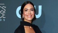 Mandy Moore Ate Costar Dinner Critics Choice Awards