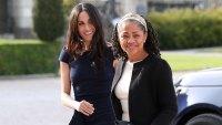Meghan Markle Isn't 'Very Close' With Mom Doria Ragland