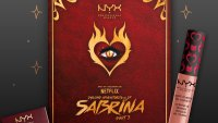 NYX x Chilling Aventures of Sabrina Makeup Collection