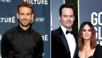 Nick Viall Has the Best Response to Rachel Bilson's Romance With Bill Hader