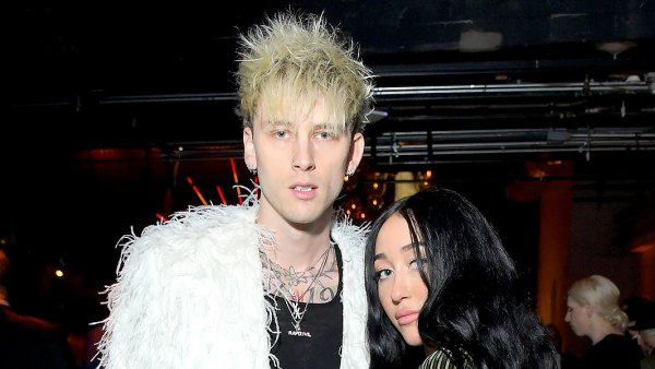 Noah Cyrus and Machine Gun Kelly Spark Dating Rumors With PDA at Grammys 2020 Afterparty