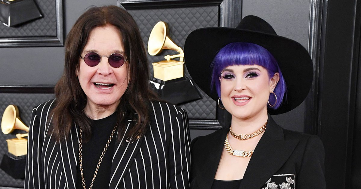 Stars Who Brought Family Members to the Grammy Awards Through the Years