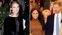 Prince Harry Ex Cressida Bonas Reacts His Meghan Royal Exit