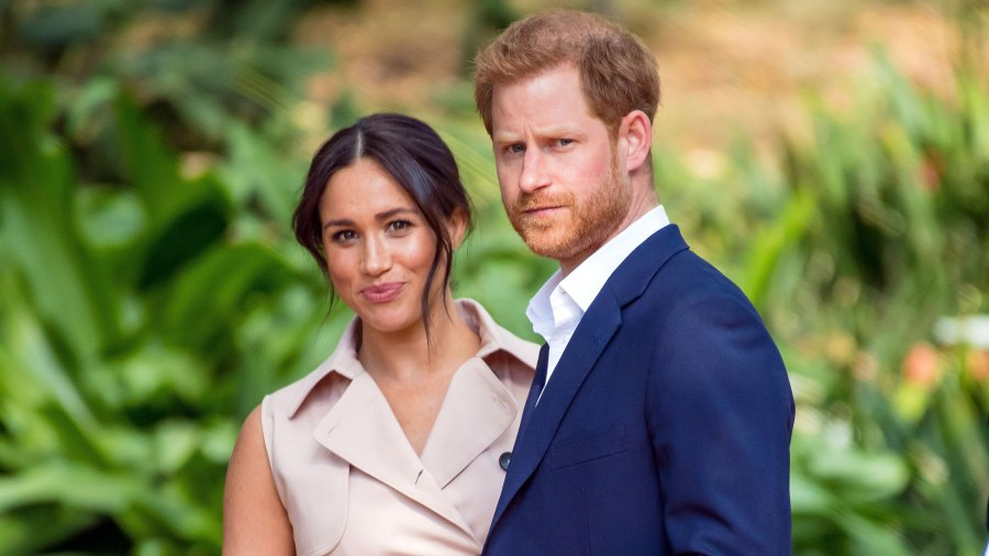 Prince Harry and Duchess Meghan Reportedly Flew Their Two Dogs to Canada Ahead of Step-Back Announcement