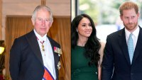 Prince Harry and Duchess Meghan Will Continue to Be Financially Supported by Prince Charles