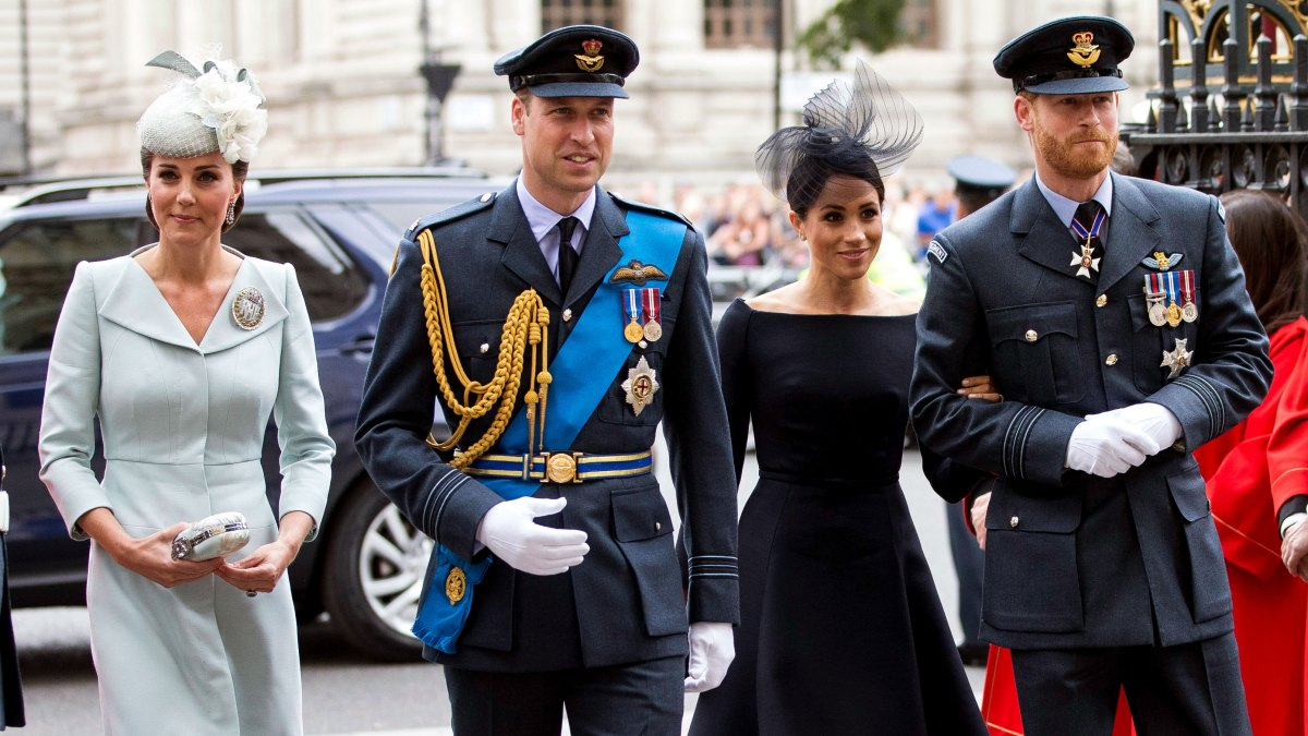 Prince William Is 'Angry' With Harry, Duchess Kate 'Incredibly Hurt' by Royal Step Down