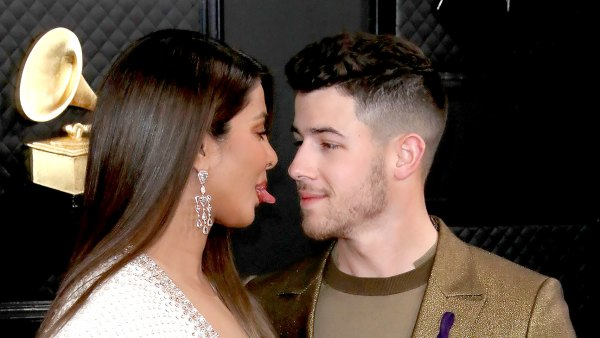 Priyanka Chopra and Nick Jonas Grammys 2020