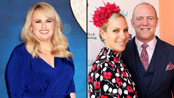Rebel Wilson Rang 2020 With Royals Zara Mike Tindall