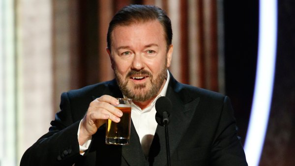 Ricky Gervais Is Ready to Return to His 'Real Job' After Hosting the 2020 Golden Globe Awards
