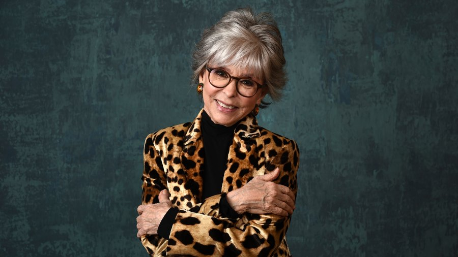Rita Moreno Talks Surreal Experience Returning to 'West Side Story'