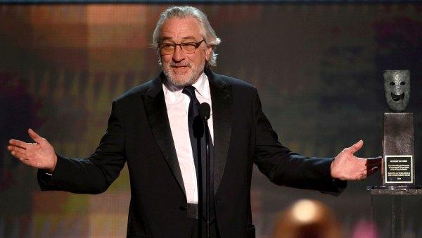 SAG Awards 2020 Robert De Niro Lifetime Achievement Speech