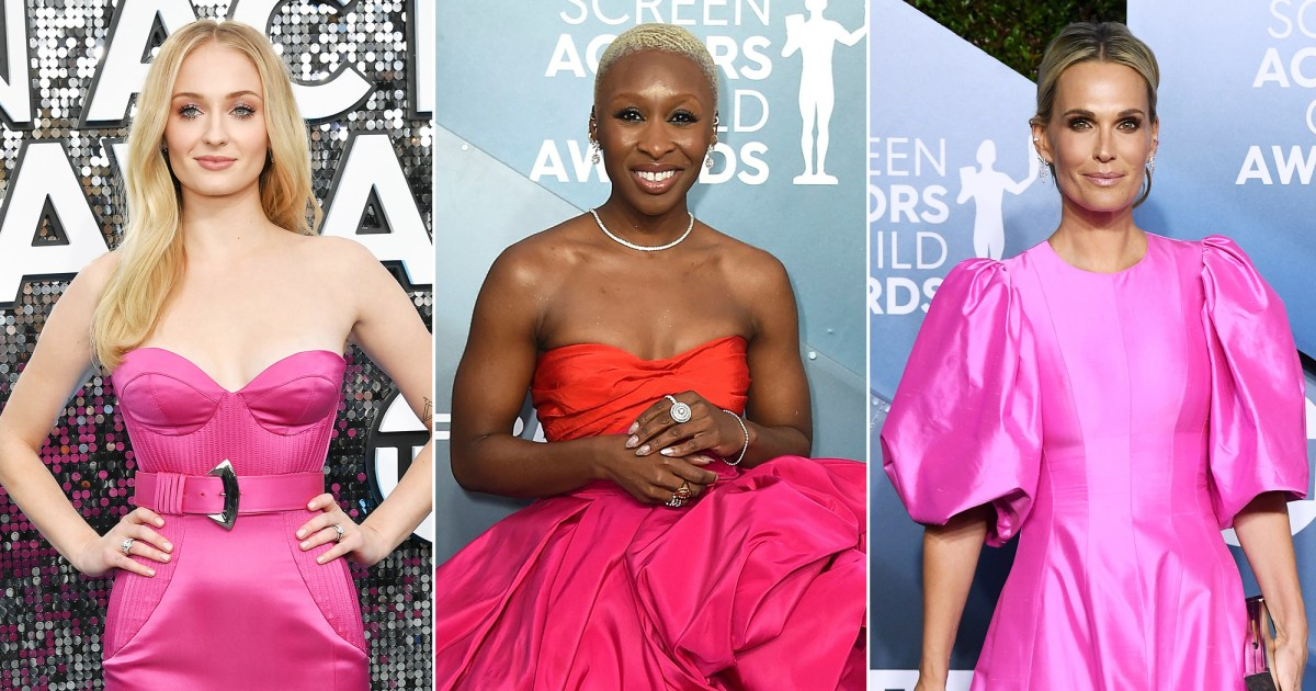 From Old Hollywood to Fierce Pantsuits, These Were the Top 5 Style Trends at the 2020 SAG Awards