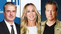 Sarah Jessica Parker Reveals If She's Personally Team Big Chris Noth or Team Aidan John Corbett