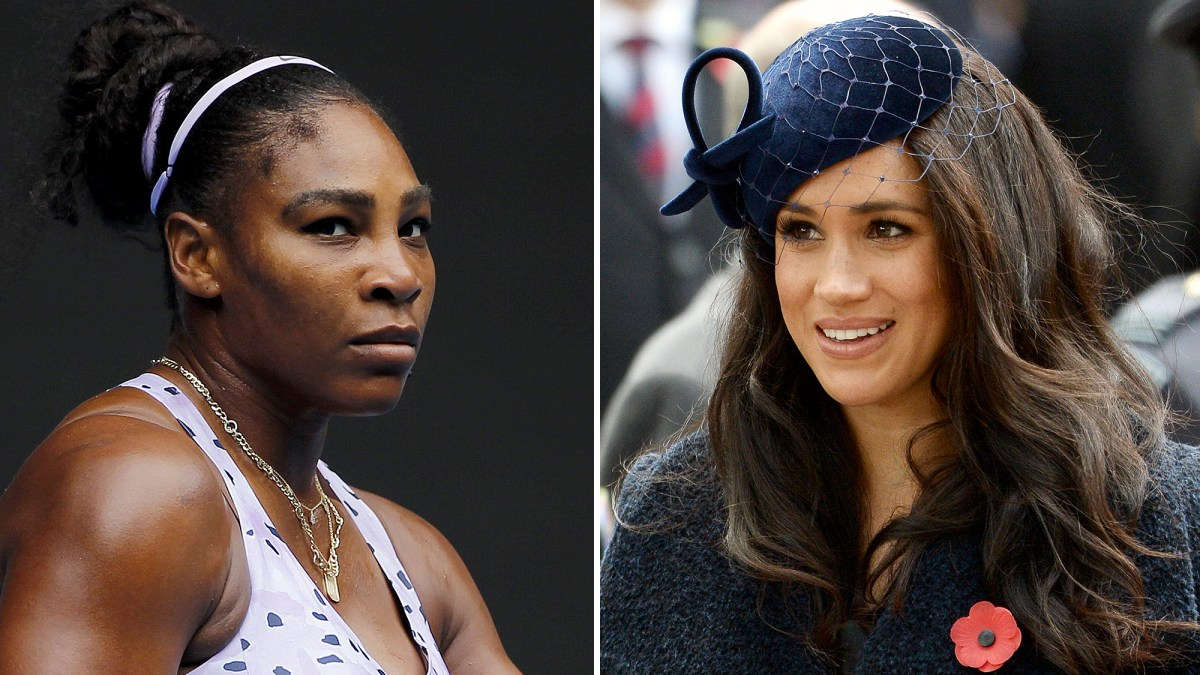 Serena Williams Tells Reporter 'Good Try' After Avoiding Questions About Her Friend Meghan Markle
