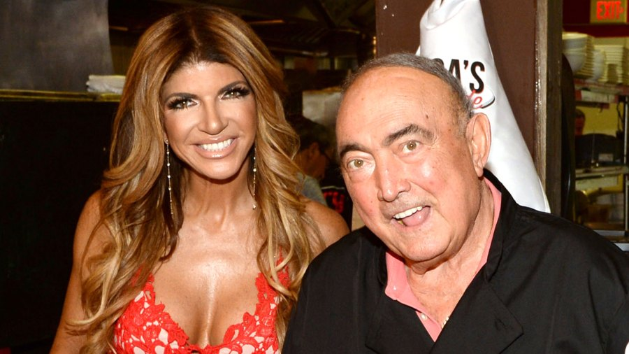 Teresa Giudice's Dad Drinks Hot Sauce Straight From the Bottle to Cure 'Sickness and Illness'