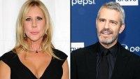 Vicki Gunvalson Slams Andy Cohen, Bravo Producers After 'RHOC' Exit
