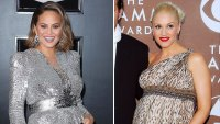 Pregnant Stars Show Baby Bumps at Grammys