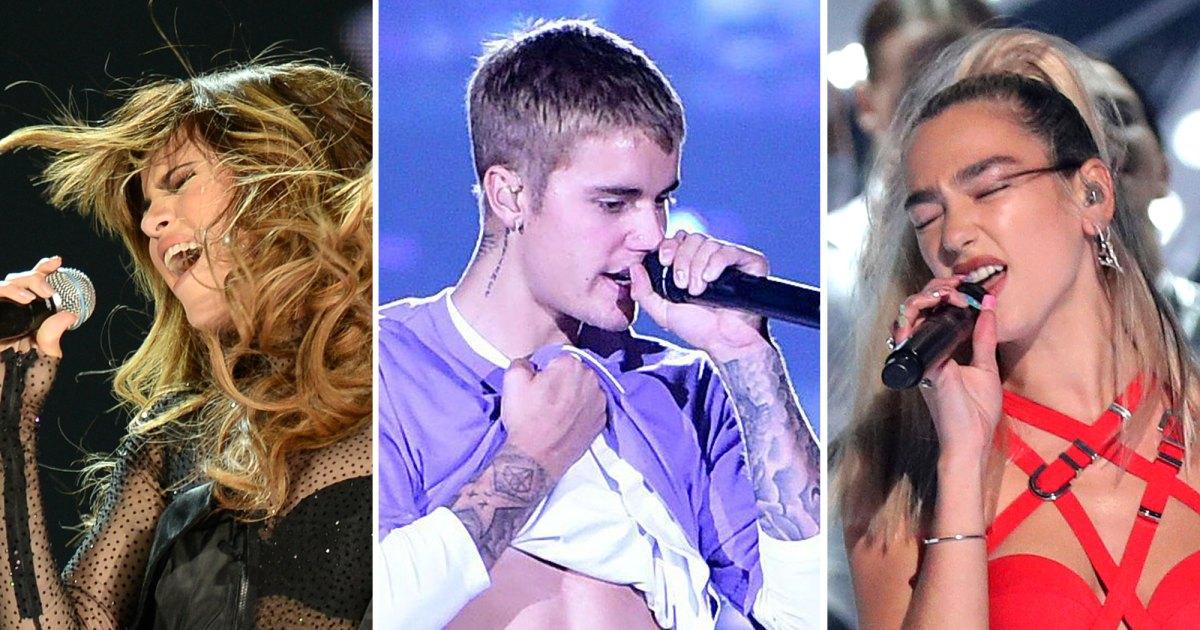 All of the Biggest 2020 Album Releases: Selena, Justin, Dua Lipa and More