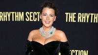 Blake Lively Chooses Work Wisely Because Shes Obsessed With Her Kids