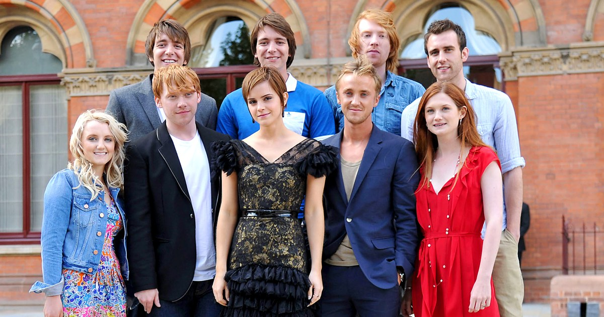 Bonnie Wright Raves About 'Amazing' Cast of 'Harry Potter'