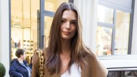 Celebs at Milan Fashion Week - Emily Ratajkowski