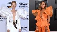 Celine Dion Fashion Inspo - Chrissy Teigen