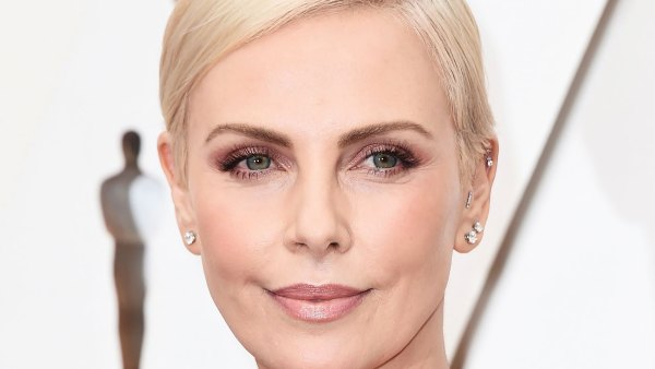 Charlize Theron Oscars 2020 Best Bling